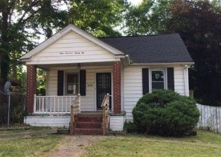 Casa en ejecución hipotecaria in Brooklyn, MD, 21225,  BRIDGEVIEW RD ID: F4290682