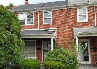 Foreclosed Home en EDLYNNE RD, Baltimore, MD - 21239