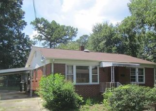 Foreclosed Home in 8TH ST, Spencer, NC - 28159