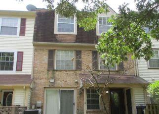 Casa en ejecución hipotecaria in Laurel, MD, 20707,  MAYFAIR TER ID: F4295002