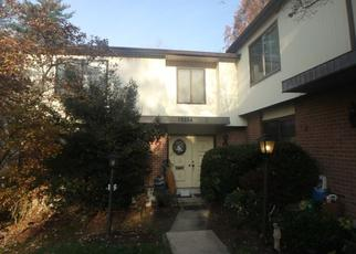 Foreclosed Home en GREENLEAF AVE, Potomac, MD - 20854