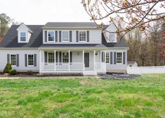 Foreclosed Home in LEWIS THORBURN RD, Fredericksburg, VA - 22407