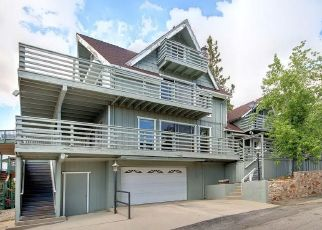 Foreclosed Home in LODGE RD, Fawnskin, CA - 92333