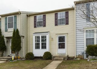 Foreclosed Home en GARRISON CIR, Abingdon, MD - 21009