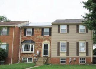 Casa en ejecución hipotecaria in Pasadena, MD, 21122,  SCITUATE HARBOUR ID: F4296049