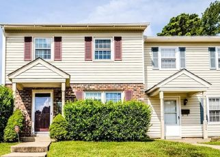 Foreclosed Home en ENNISMORE CT, Richmond, VA - 23224
