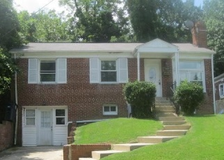 Foreclosed Home in 27TH AVE, Temple Hills, MD - 20748