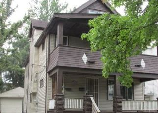Foreclosed Home in BROOKLYN AVE, Cleveland, OH - 44109