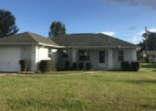 Foreclosed Home in SE 105TH PL, Belleview, FL - 34420