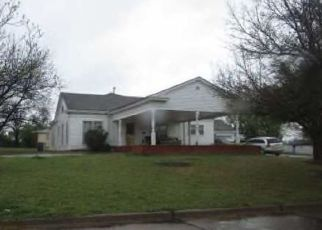 Foreclosed Home in NW DEARBORN AVE, Lawton, OK - 73507