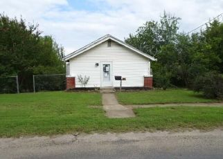 Foreclosed Home in S CREEK AVE, Drumright, OK - 74030