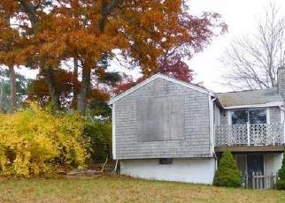 Foreclosed Home in CRYSTAL LAKE DR, Carver, MA - 02330