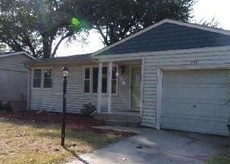 Foreclosed Home in NE PINE LN, Topeka, KS - 66617
