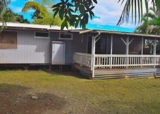 Foreclosed Home in KENEKE ST, Kilauea, HI - 96754