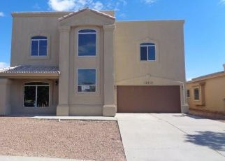 Foreclosed Home in JON EVANS DR, El Paso, TX - 79938