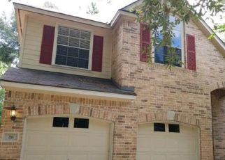 Foreclosed Home in WILDFLOWER TRACE PL, Spring, TX - 77382