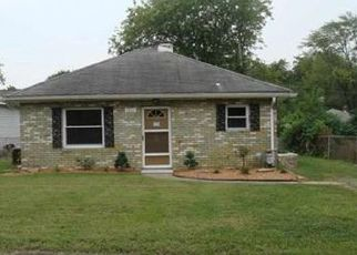 Foreclosed Home in LITTLE CREEK RD, Evansville, IN - 47711