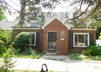 Foreclosed Home in N VERMILION ST, Danville, IL - 61832