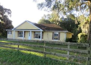 Foreclosed Home in E HIGHWAY 329, Citra, FL - 32113