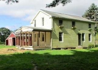 Foreclosed Home in TODD HILL RD, Morris, CT - 06763