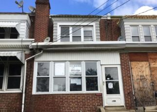 Foreclosed Home in N CONGRESS RD, Camden, NJ - 08104