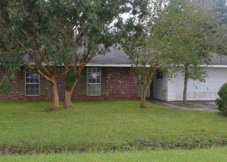 Foreclosed Home in RENEE DR, Thibodaux, LA - 70301