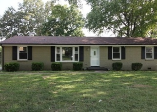 Foreclosed Home in PINE MOUNTAIN RD, Clarksville, TN - 37042