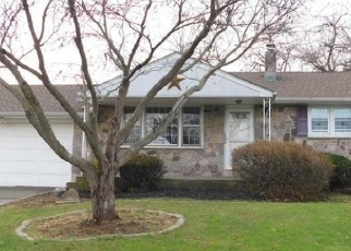 Foreclosed Home in MCENTEE RD, Milford, NJ - 08848