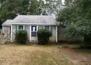 Foreclosed Home in GREENWOOD ST, East Falmouth, MA - 02536