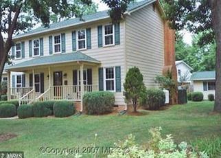 Foreclosed Home in LORRAINE CT, Fredericksburg, VA - 22408