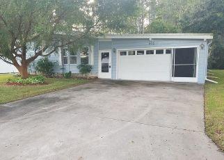 Casa en ejecución hipotecaria in Wildwood, FL, 34785,  OAK BLVD ID: F4305210