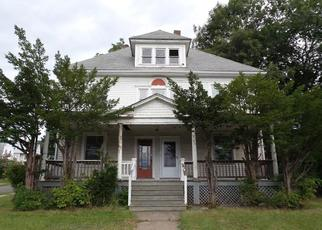 Foreclosed Home in MONROE ST, New Britain, CT - 06052