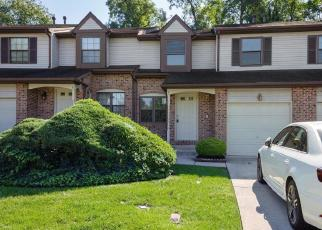 Foreclosed Home in GREENSWARD LN, Cherry Hill, NJ - 08002