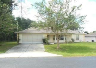 Foreclosed Home in NE 130TH TER, Silver Springs, FL - 34488