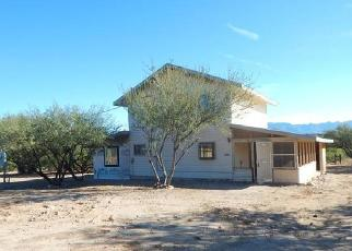 Foreclosed Home en N SAN PEDRO RIVER RD, Benson, AZ - 85602