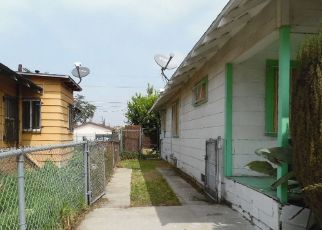 Foreclosed Home en W 92ND ST, Los Angeles, CA - 90003