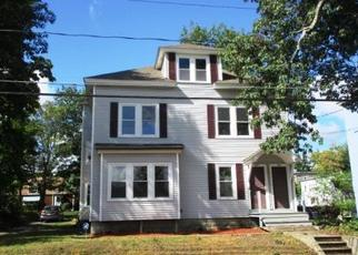 Foreclosed Home in CLARENDON ST, Fitchburg, MA - 01420