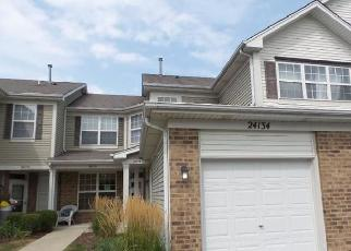 Foreclosed Home in PEAR TREE CT, Plainfield, IL - 60585
