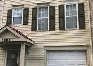 Foreclosed Home en ROSE CREST LN, District Heights, MD - 20747