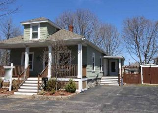 Foreclosure Home in Manchester, NH, 03103,  HOWE ST ID: F4307360