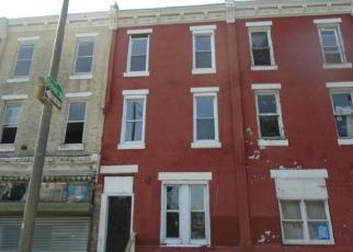 Casa en ejecución hipotecaria in Philadelphia, PA, 19132,  W LEHIGH AVE ID: F4307665