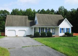 Foreclosed Home en PONDVIEW RD, Hebron, MD - 21830