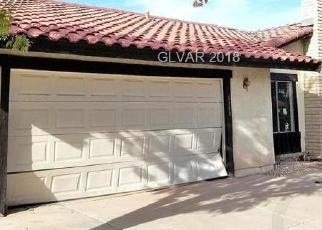 Foreclosed Home en HIBBETTS DR, Las Vegas, NV - 89103