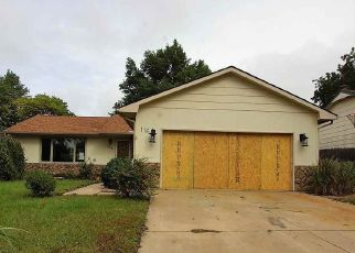 Foreclosed Home in JEANNETTE DR, Mulvane, KS - 67110