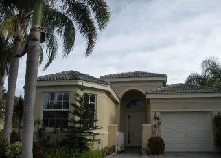 Foreclosed Home en DEL CORSO LN, Delray Beach, FL - 33446