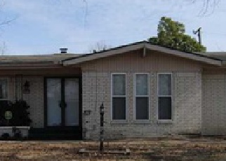 Foreclosed Home in S 95TH EAST AVE, Tulsa, OK - 74145