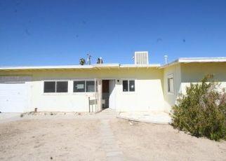 Casa en ejecución hipotecaria in Twentynine Palms, CA, 92277,  GORGONIO DR ID: F4309329