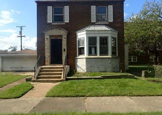 Foreclosed Home in LINCOLN AVE, Calumet City, IL - 60409