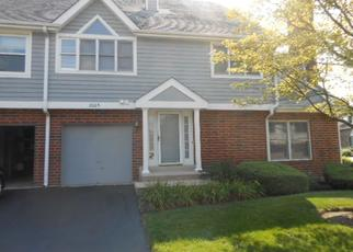 Foreclosed Home in BARRYMORE DR, Darien, IL - 60561