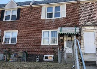 Casa en ejecución hipotecaria in Darby, PA, 19023,  SPRING VALLEY RD ID: F4309830